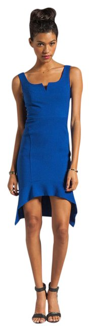 Item - Blue Women's Dallas In Mid-length Cocktail Dress Size 8 (M)