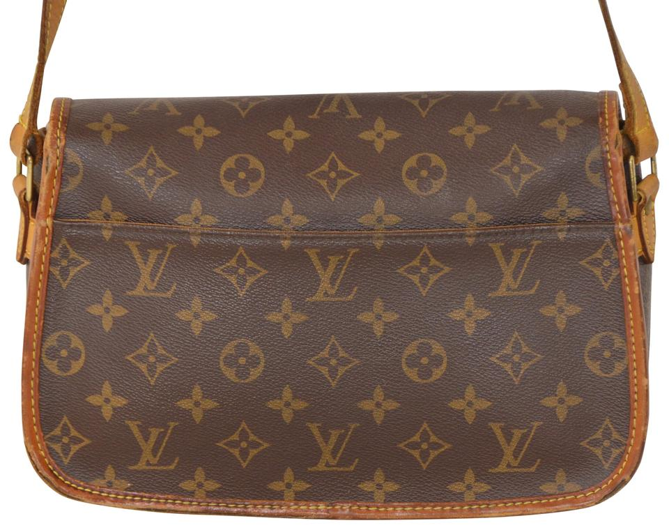 75e3ffe3b768 Louis Vuitton Solange Monogram Leather   Coated Canvas Cross Body Bag -  Tradesy