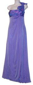 Teri Jon Rickie Freeman Silk One Gown Dress
