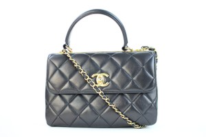 Chanel Kelly Flap Boy Mini Kelly Two-way Shoulder Bag