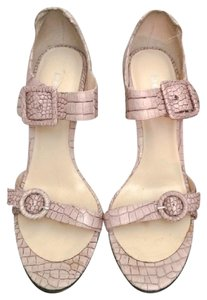 bebe Pale Pink Pumps