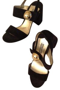 Prada Midnight blue Sandals