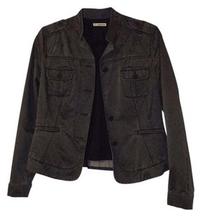 DKNY Blazer army green Womens Jean Jacket