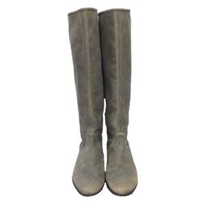 Banana Republic Suede Fall Spring Summer GREY Boots