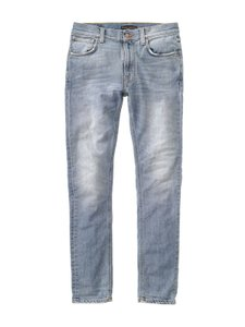 Nudie Jean Co. Denim Skinny Skinny Jeans-Light Wash