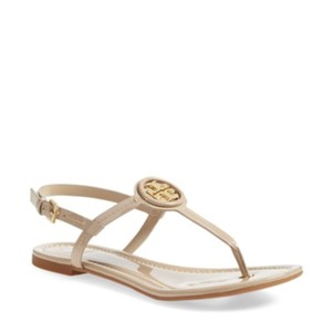 Tory Burch Burnt Almond Sandals