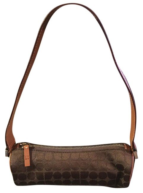 Item - Noel Tootsie Roll Handbag Brown Canvas Satchel