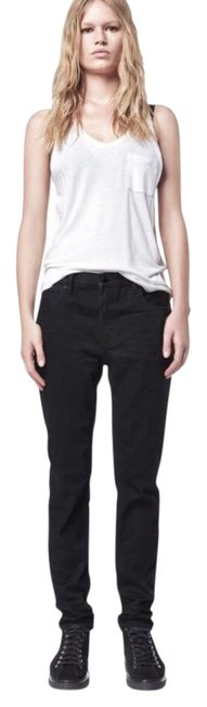 Item - Black Dark Rinse 002 Relaxed Fit Jeans Size 8 (M, 29, 30)