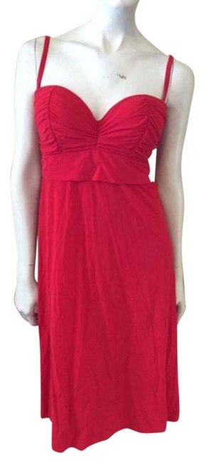 Item - Red Cover-up/Sarong Size 14 (L)