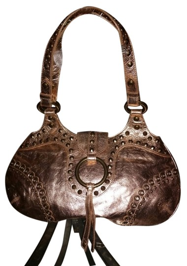 Preload https://img-static.tradesy.com/item/2106644/isabella-fiore-studded-handbag-size-medium-bronze-gold-hobo-bag-0-0-540-540.jpg