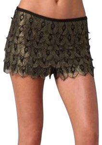 Haute Hippie Dress Shorts Black