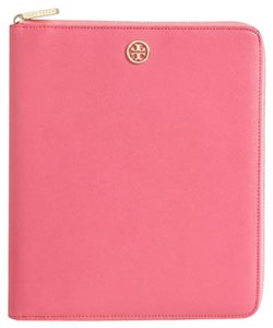 Tory Burch Tory Burch Saffiano Leather iPad Case