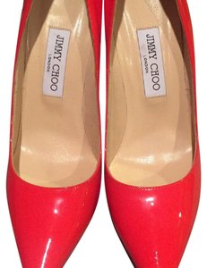 Jimmy Choo melon Pumps