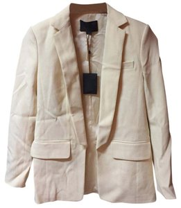 Alexander Wang Button Down Shirt vanilla