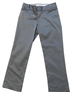 Banana Republic Capri/Cropped Pants gray white