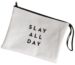MILLY Wristlet in White