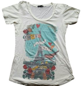 Truly Madly Deeply Urban Outfitters Paris Can Wait Graphic T Shirt