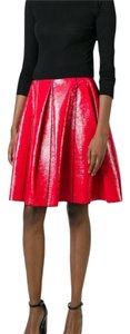 Marc Jacobs Skirt red