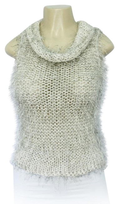 Preload https://item5.tradesy.com/images/st-john-beige-sport-chunky-knit-shell-sleeveless-cowl-neck-nude-blouse-size-2-xs-21067144-0-1.jpg?width=400&height=650