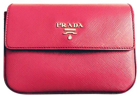 Preload https://item3.tradesy.com/images/prada-pink-pricedropsaffiano-iphone-clutchleather-wallet-21067257-0-6.jpg?width=440&height=440