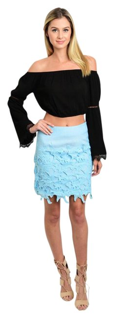 Preload https://img-static.tradesy.com/item/21067262/sky-blue-new-crochet-frilly-miniskirt-size-8-m-29-30-0-1-650-650.jpg