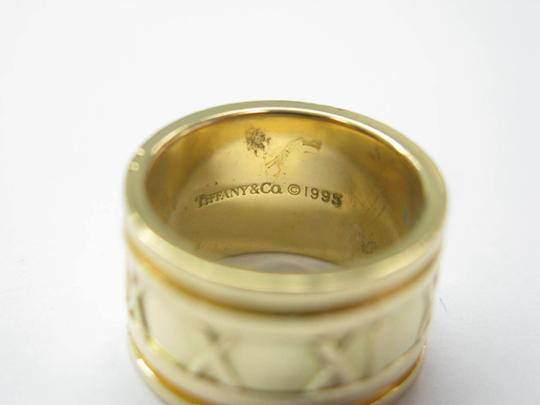 Tiffany & Co. Tiffany & Co 18Kt Atlas Ring Yellow Gold Size 6