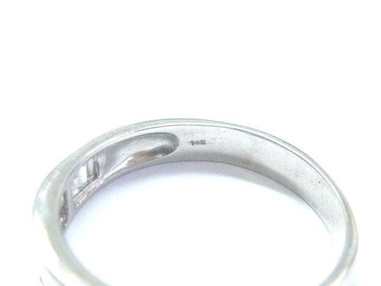 Other Fine Baguette Diamond 20-Stone White Gold Band Ring 1.00Ct