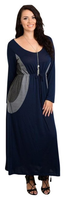 Preload https://item1.tradesy.com/images/navy-new-scoop-neck-long-casual-maxi-dress-size-22-plus-2x-21067320-0-1.jpg?width=400&height=650