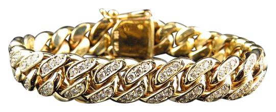 Preload https://item1.tradesy.com/images/jewelry-unlimited-10k-yellow-gold-solid-miami-cuban-link-vs-diamond-85-inch-129mm-90ct-bracelet-21067325-0-1.jpg?width=440&height=440