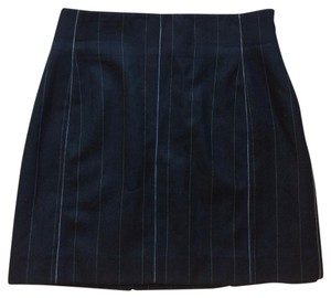 ALAÏA Mini Skirt black