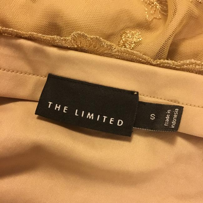 The Limited Top Gold