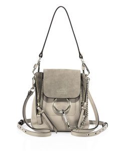 Chloé Faye Chloe Mini Backpack
