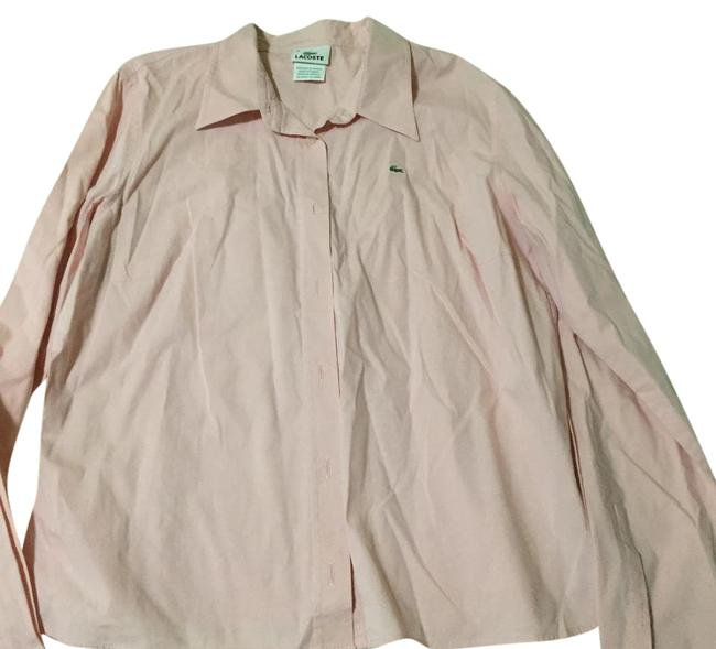 Preload https://item3.tradesy.com/images/lacoste-blouse-button-down-top-size-8-m-21067777-0-1.jpg?width=400&height=650