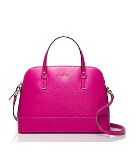 Kate Spade New With Tags Leather Mini Satchel in Pink