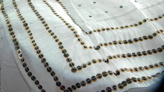 White Vstc105/Table Cloth Tablecloth