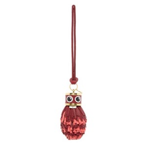 Fossil Fossil Monster Fringe Bag Charm