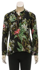 Isabel Marant Top Black/Multicolor
