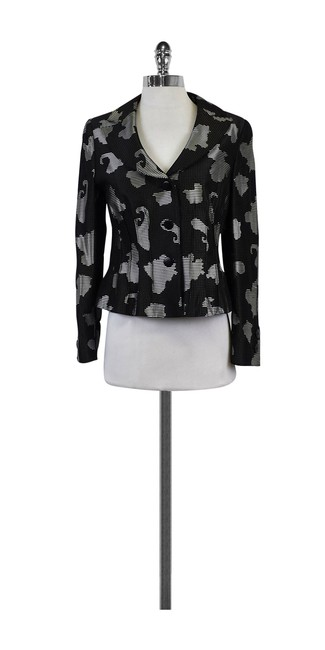 Preload https://item3.tradesy.com/images/armani-collezioni-black-and-grey-brocade-size-10-m-21068297-0-0.jpg?width=400&height=650