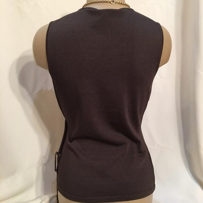 Ann Taylor Top Brown