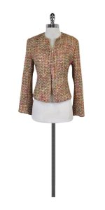 Renato Nucci Multi Color Tweed Jacket