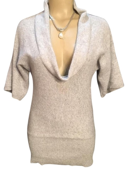Preload https://img-static.tradesy.com/item/21068428/white-house-black-market-gray-silver-threaded-knit-sweater-short-casual-dress-size-2-xs-0-1-650-650.jpg
