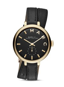 Marc Jacobs Marc Jacobs Sally Three Hand Leather Watch MBM8663