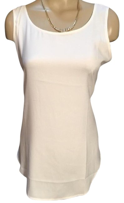 Preload https://item1.tradesy.com/images/ann-taylor-ivory-shell-tank-topcami-size-8-m-21068445-0-1.jpg?width=400&height=650