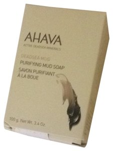 AHAVA New Ahava Deadsea Mud Purifying Soap 100g