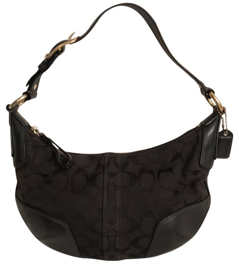 Preload https://item4.tradesy.com/images/coach-signature-and-leather-shoulder-11371-black-gold-canvas-hobo-bag-21068603-0-1.jpg?width=440&height=440