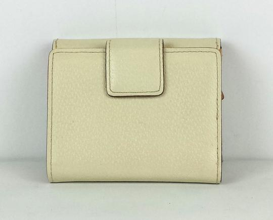 Kate Spade Cream Leather Wallet