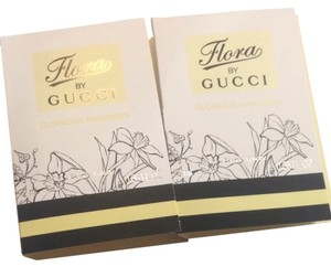 Gucci 2x Flora Gucci Glorious Mandarin Edt 2ml