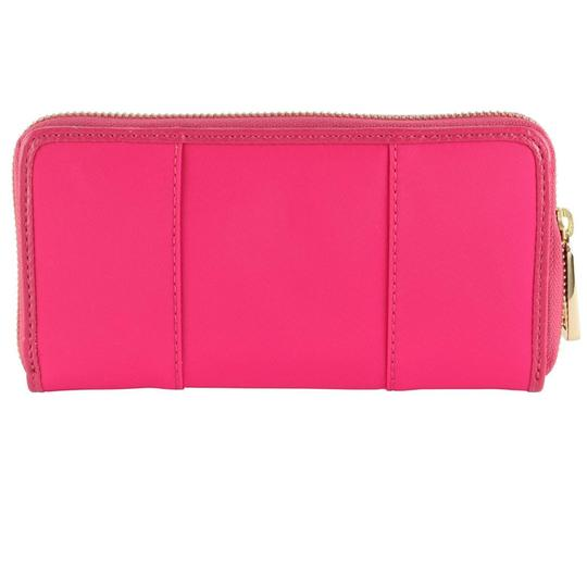 Juicy Couture Pink Nylon Wallet