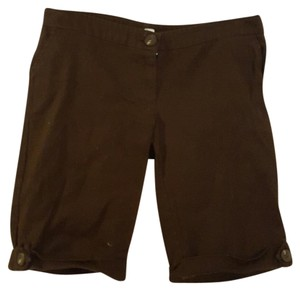 Body Central Cuffed Shorts