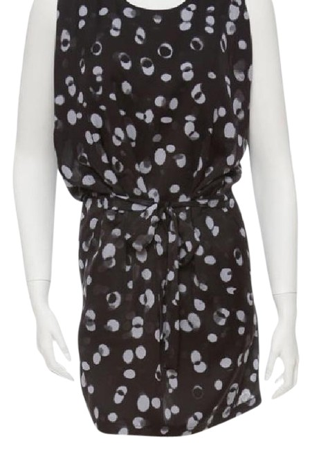 Preload https://item1.tradesy.com/images/vince-black-abstract-short-cocktail-dress-size-2-xs-21068980-0-1.jpg?width=400&height=650